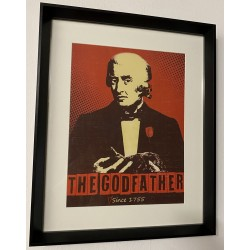 Cadre The Godfather 40x50