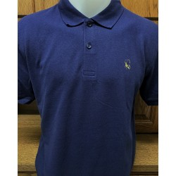 Polo Blue Navy Hommes